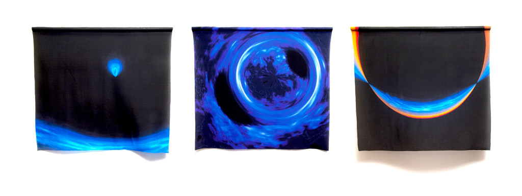1. Noctilucent Canary Series I, II, III